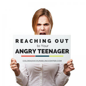 Reaching Out to Your Angry Teenager