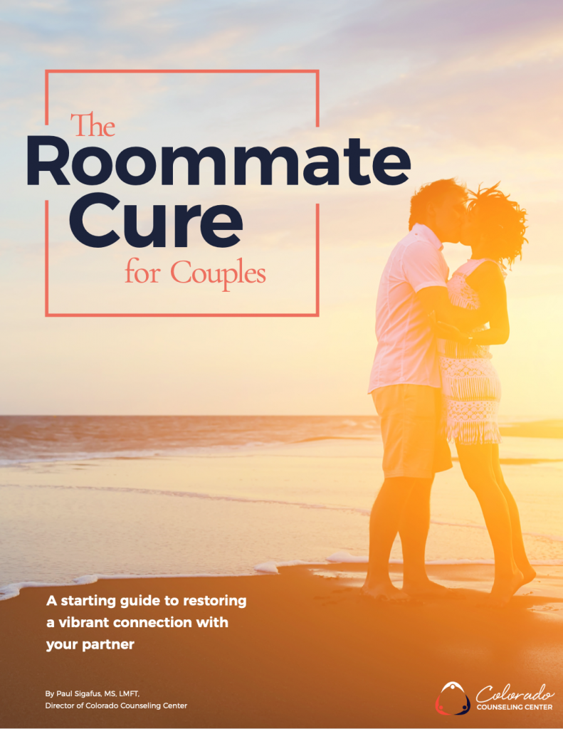 The Roommate Cure For Couples free e-book (cover page)